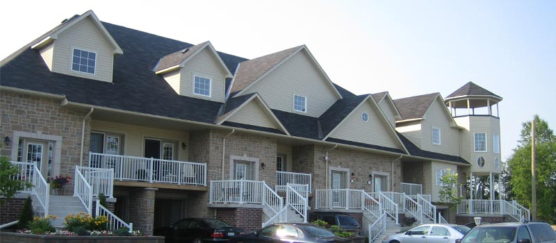 Blueberry Village Townhomes